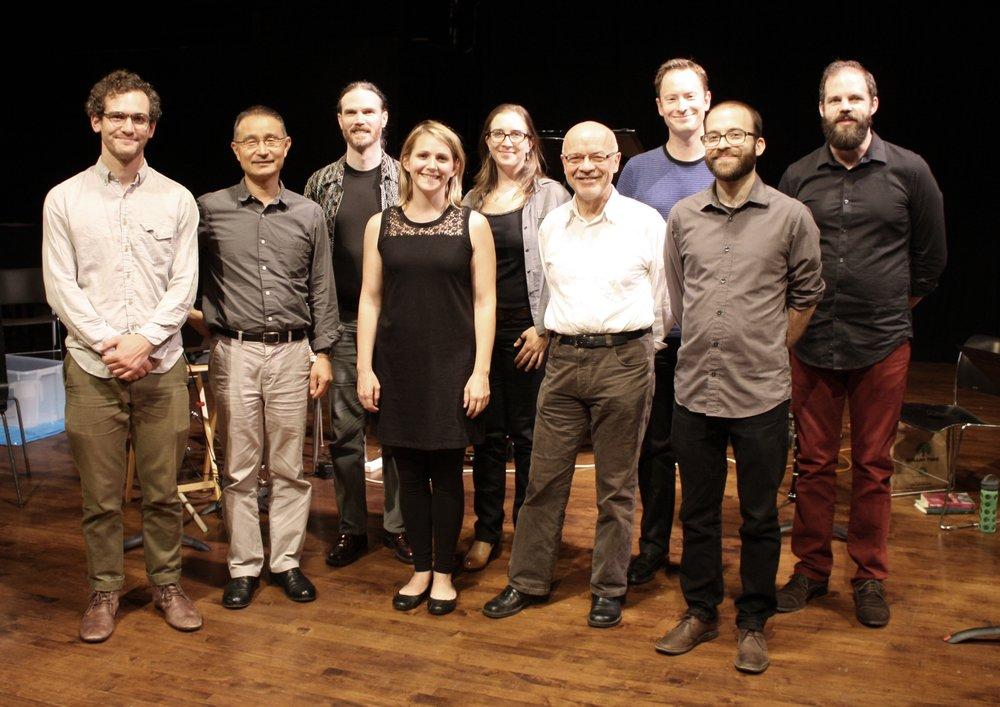 a•pe•ri•od•ic with Gerhard Staebler and Kunsu Shim