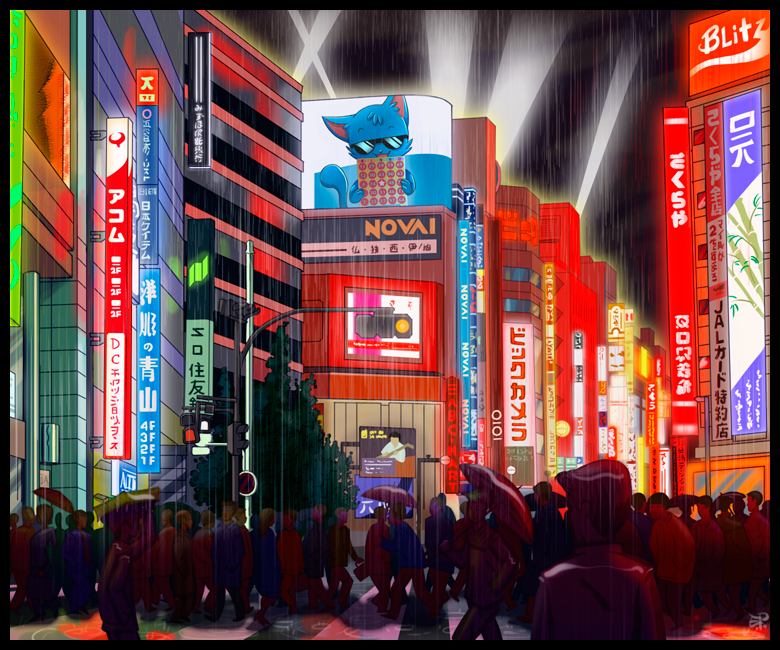 """Tokyo"""