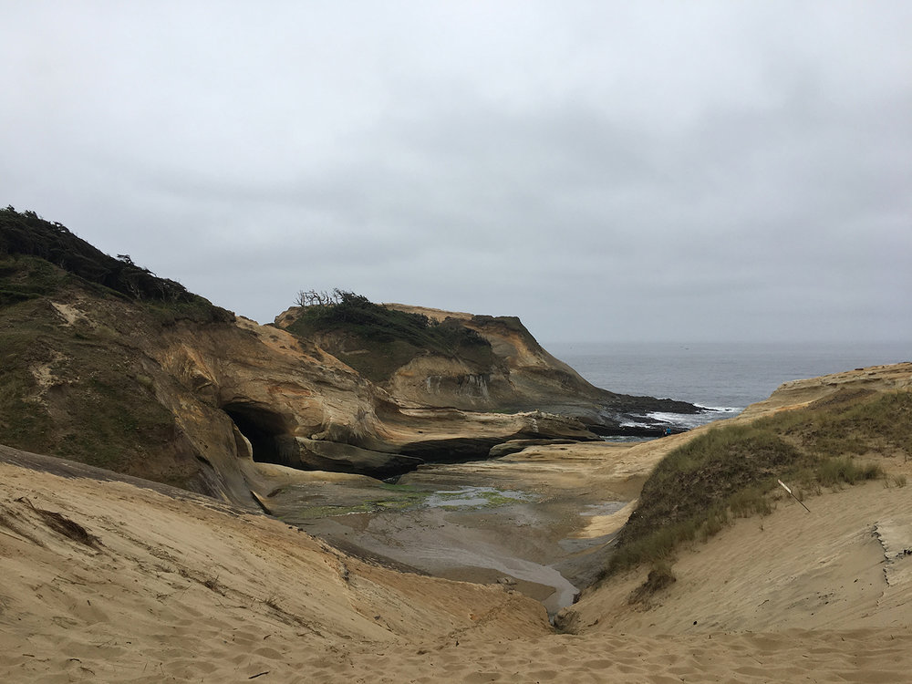 Cape Kiwanda, Pacific City, Oregon