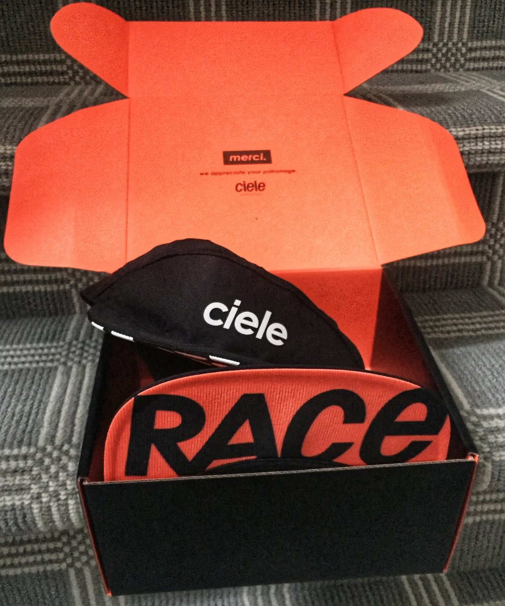 Ciele Athletics - These are the coolest, most comfortable hats ever. They are an amazing Canadian company who are focused on one thing, awesome running hats. Check them out.