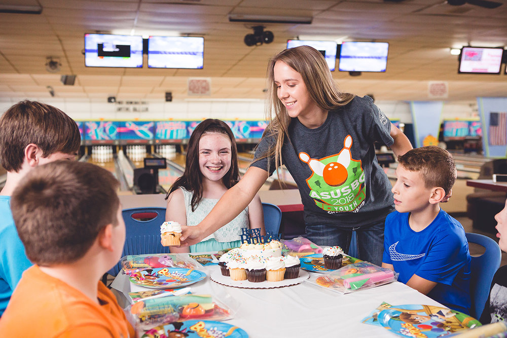 Book a Party Today! - You can party rain or shine at Conway Family Bowl!