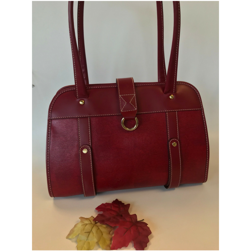 lancel paris handbag francie s boutique