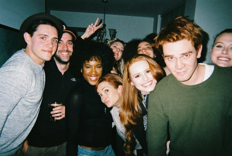 Riverdale Cast Photo, via Cole Sprouse.