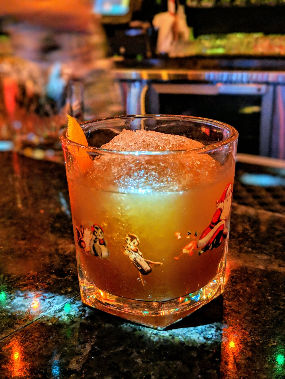 Snowball Old Fashioned
