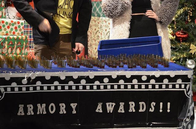 We had the most fun at The Armory Awards this past weekend. Everyone went home a winner. 💙🤩