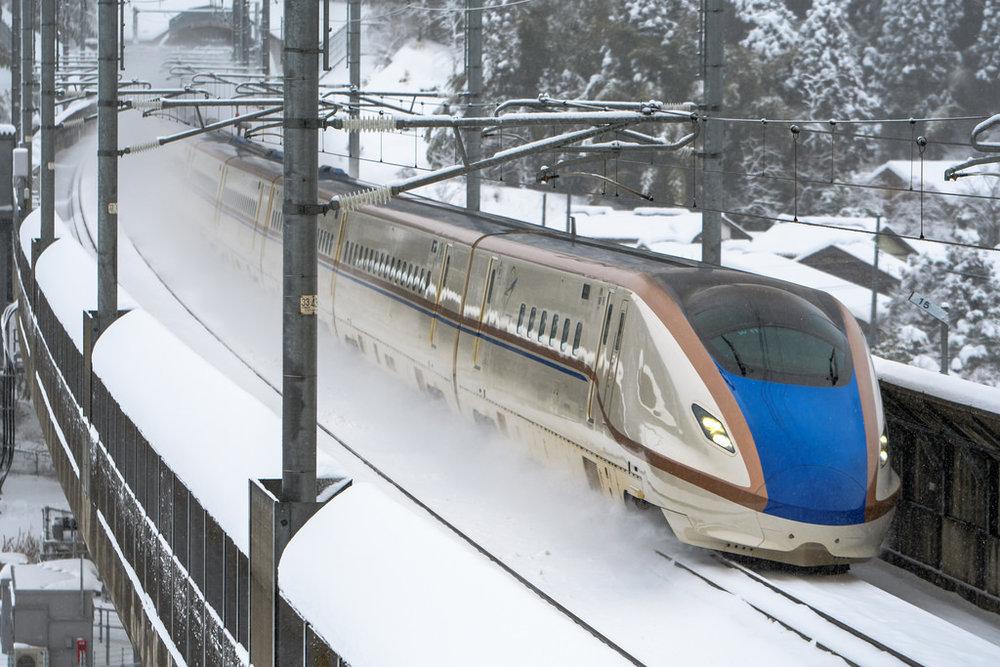 Hokuriku Shinakansen