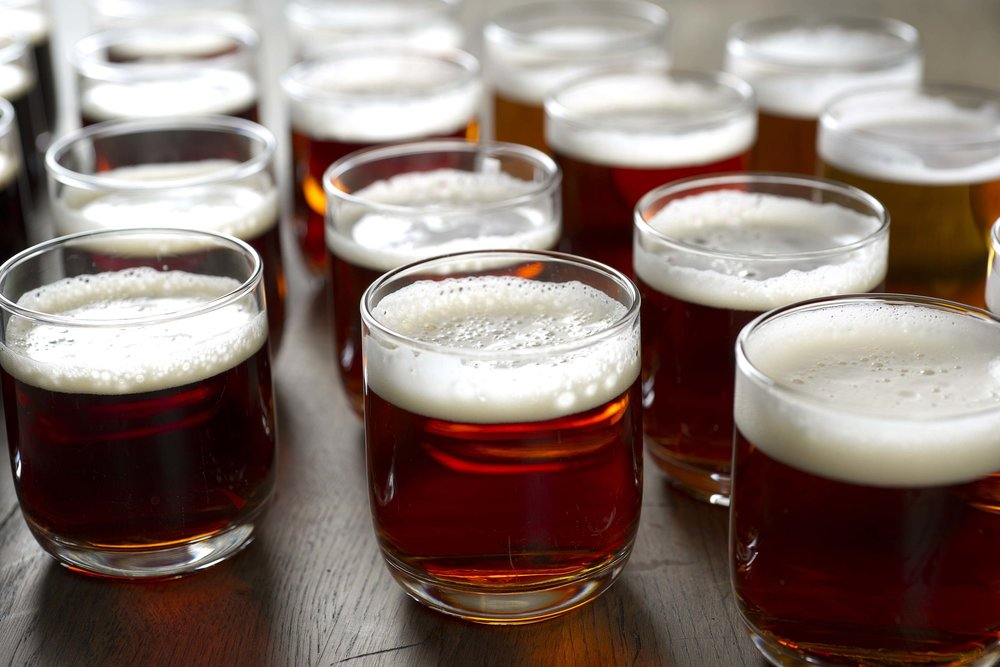 Beer tasting for groups - Storytelling, presentation and beer tasting. Listen to and be part of our exciting story, and sample five of our most popular Ægir beers.On request all year!Duration: 45 – 60 min.Venue: Ægir Tasting Room Peisestova, next to Ægir BrewPubPrice: NOK 305 per person in groups of mininum 15 people and NOK 4575 total for groups with less than 15 people.