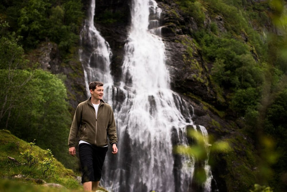 practical information - TIme: 2 hours and 30 minutes with a guideDistance: Hike is a total of 5 km in length (return from Flåm center)Height difference: Ca. 155mAll ages welcome. Good shoes are recommended.Hike with guide is only available on request.