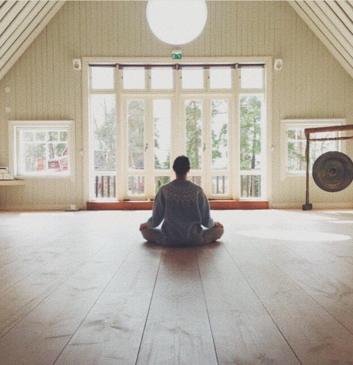 Retiro de yoga en Villa Mandala, Finlandia