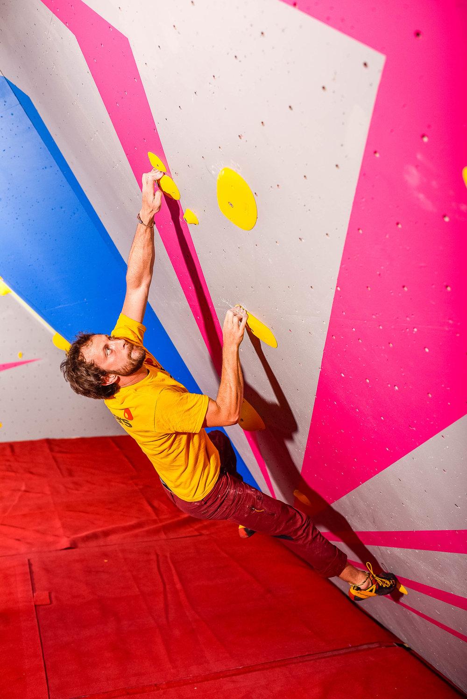 Cheltenham - new bouldering centre opening soon