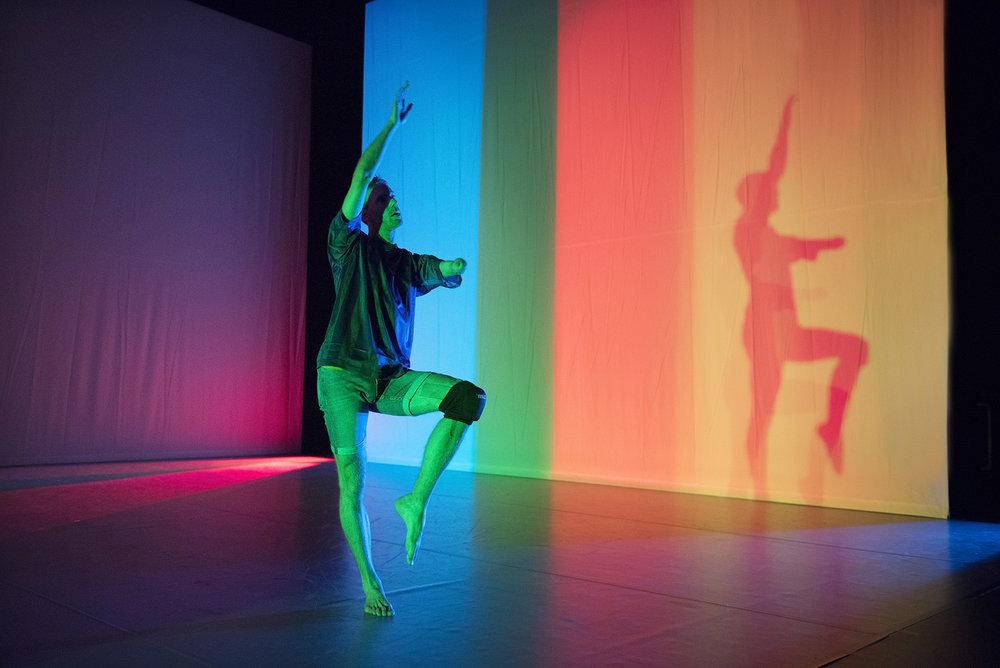 Photo: Hugo Glendinning. Dancer: Toke Broni Strandby