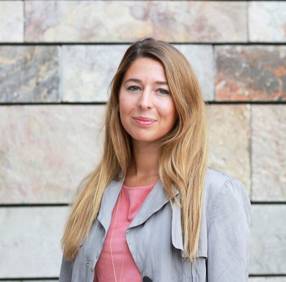 Head of Business Development - Alexandra von Puttkamer