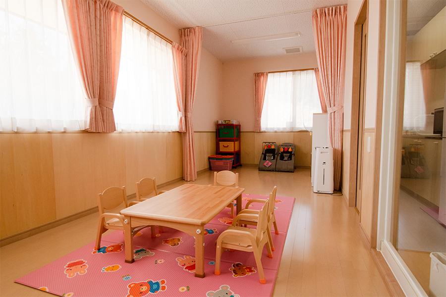 しらかわ病児保育室 -