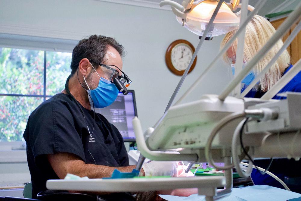 Dr. Marc Abramson DDS - Sedation Dentistry