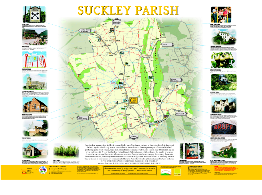 Suckley Parish Map Small.png