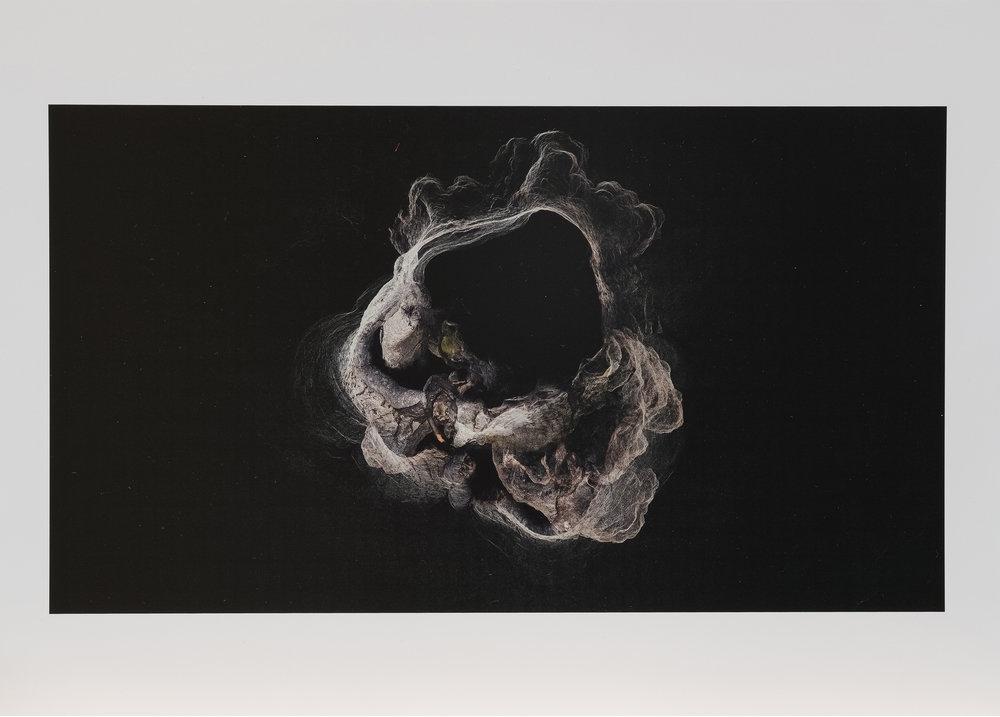 Dark Fractures - Nature's Ruin 01 - Print