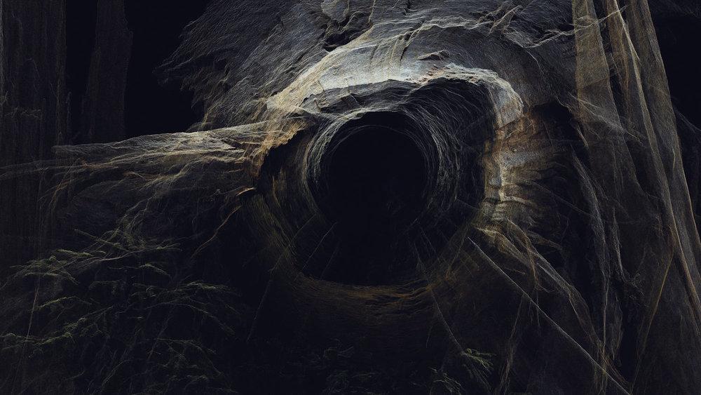 Dark Fractures - Nature's Ruin 05 - Digital