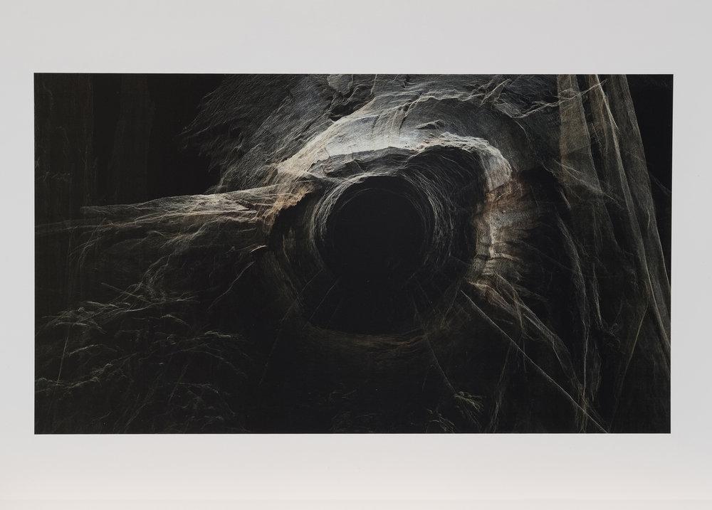 Dark Fractures - Nature's Ruin 05 - Print
