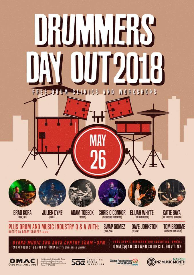Drummer's Day Out