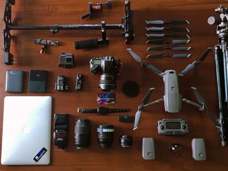 Photo equipments