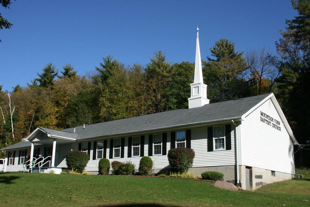 Mountain View Baptist Church, Holyoke, MA