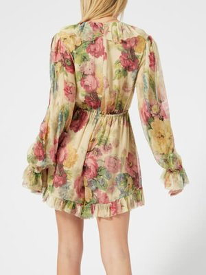 4272519092f Zimmermann Melody Floating Playsuit — Hire Society AU