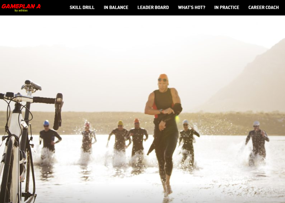 Triathlon tips to take you through your work week connects athletic ability with business aspiration for all.