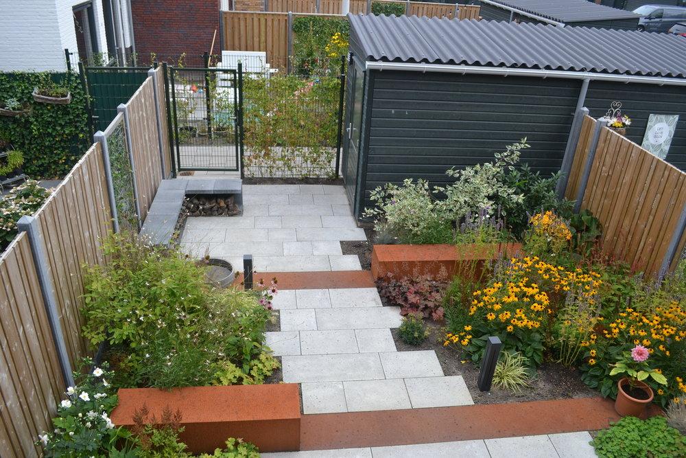 Portfolio tuinen kinderdagverblijven van dijk tuinen