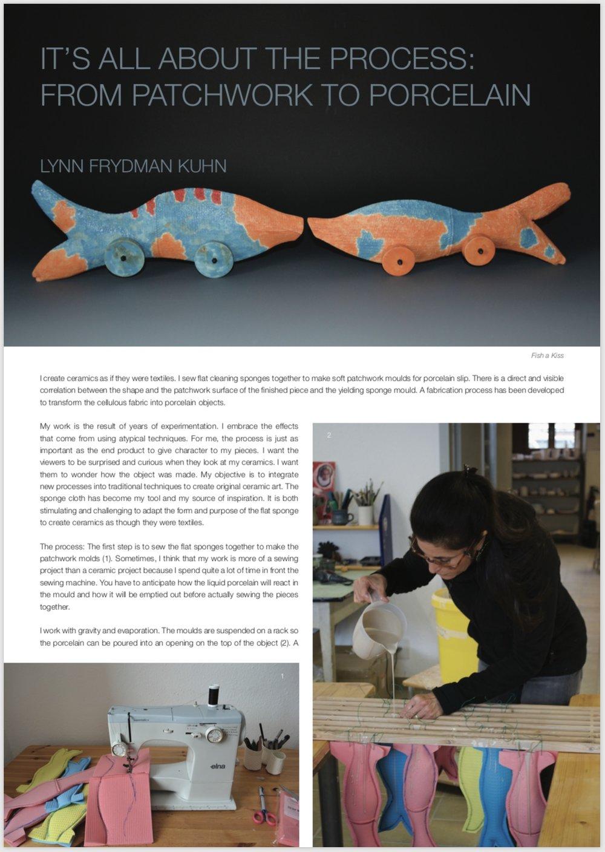 Ceramics Ireland Issue 42  January 2019