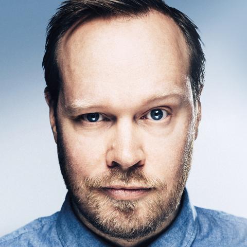 Christoffer Schjelderup - Komiker og podcaster i Pappapanelet