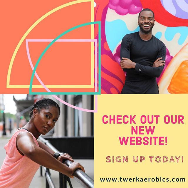 CHECK OUT OUR NEW WEBSITE!!! . . Sign up for class packages! Ask about private sessions! Link with us on CLASSPASS! 😃😃😃😃😃😃😃😃😃 .link in bio . #twerkaerobics #nycworkout #HIIIT #twerkthatass #twerkchampions #website #nyctraining #bodyworkout #coreworkout