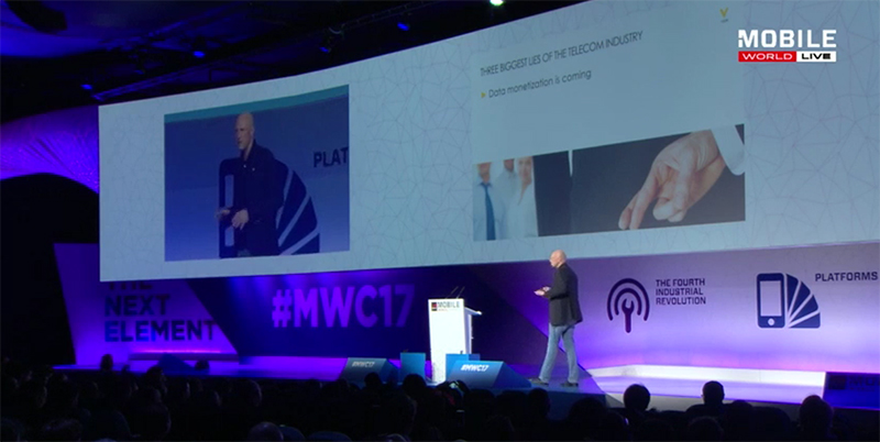 - Alexey Reznikovich speaks at the World Mobile Congress in 2017. Keynote 2: The Digital Economy.VIEW
