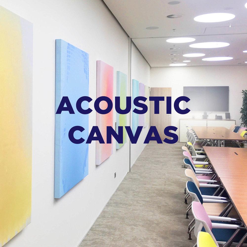 Acoustic Canvas