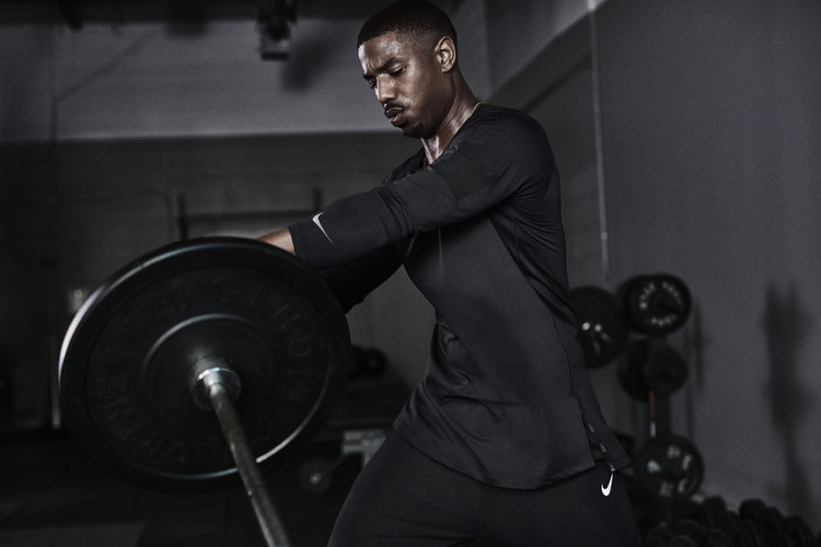 5f77366cd38 Nike x Vice  Michael B Jordan — Laura Cartagena