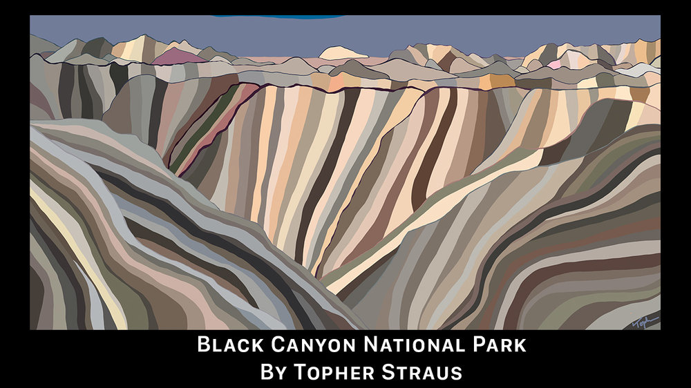 Black Canyon National Park by Topher Straus.jpg