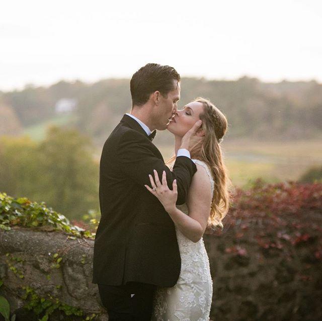 Hey, Ipswich... you have outdone yourself!  This couple, that light, that view. #beautyallaround . . . #bostonwedding #bostonweddingphotographer #ipswichma #craneestatewedding #craneestate #barnatcraneestate #weddingphotography #newenglandwedding #newenglandweddings