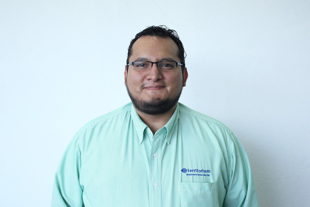 Edson Borbón  Service Delivery Manager