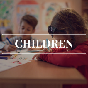 Children's Ministry Programs - Salina First United Methodist Church