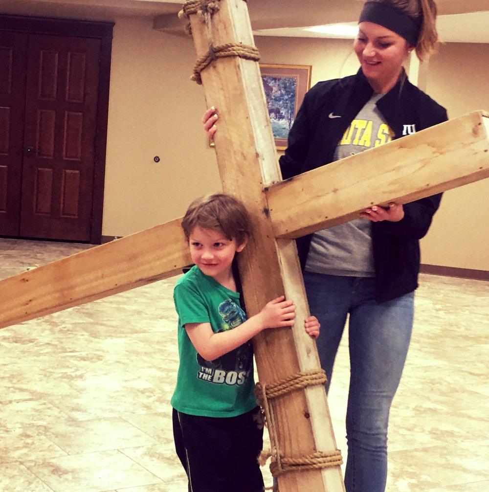Salina Church Children Program Christian Ministry 1