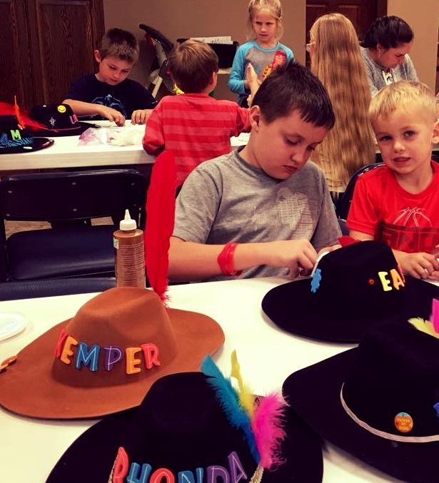 Salina Church Children Program Christian Ministry 5
