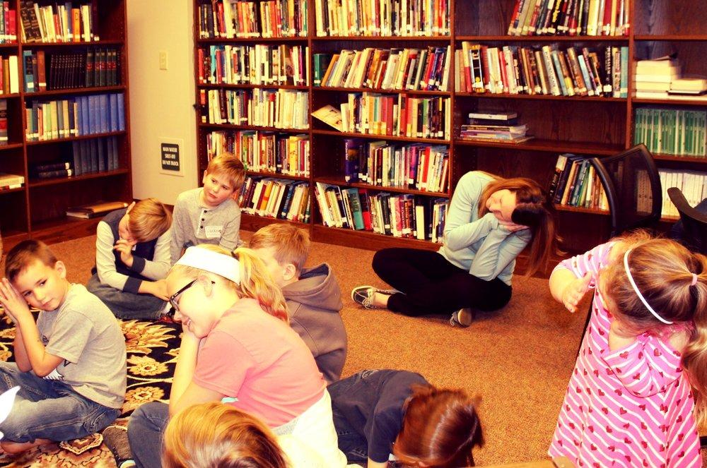 Salina Church Children Program Christian Ministry 6