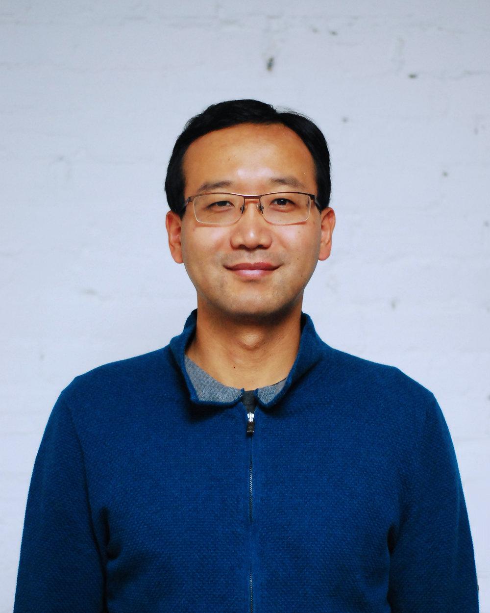 Bin Zhu - Co-Fondateur et chef de la direction technique