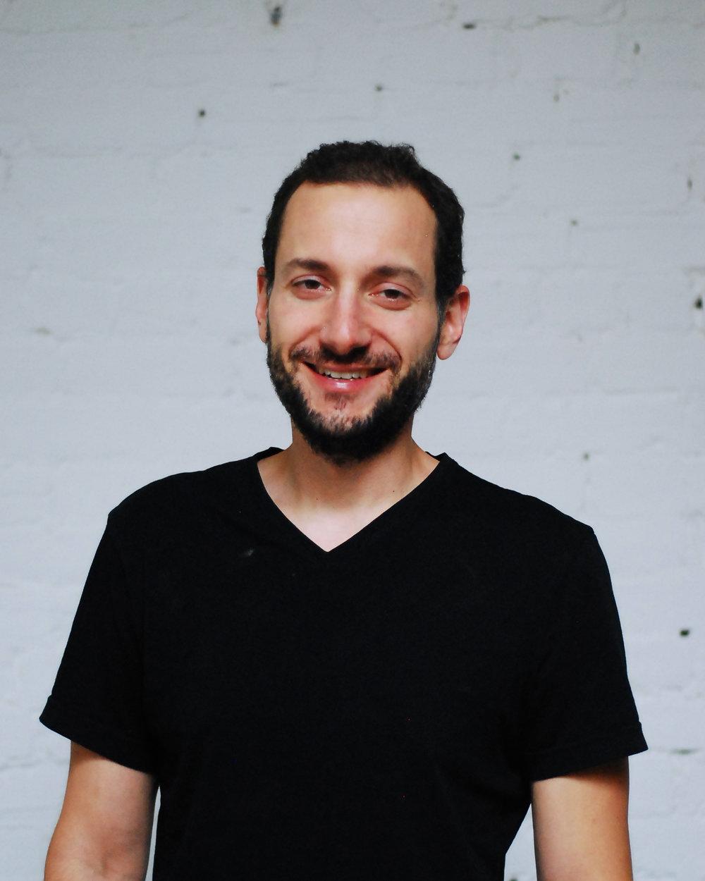 Michael Whitehouse - Co-Fondateur et directeur des opérations