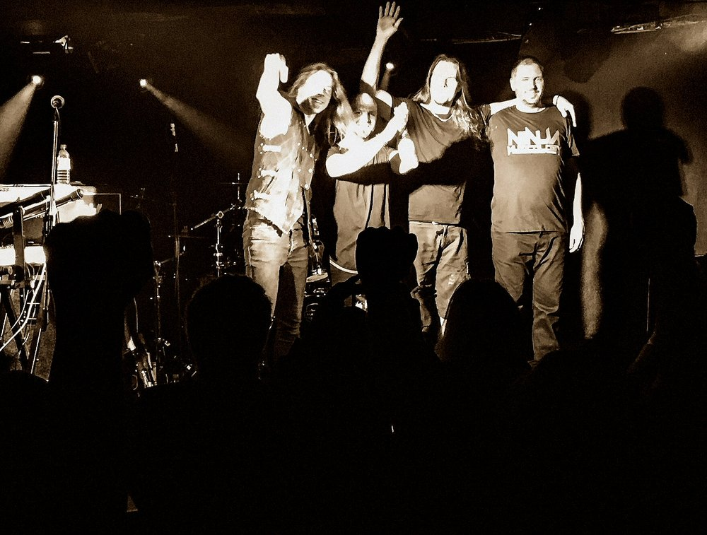 Fastloaders - FastLoaders from Norway provides stunning rock and metal remakes of retro game music! They first performed at BIT 2015 Brighton and has later released three albums;