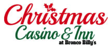 Christmas Casino & Inn At Bronco Billy's logo
