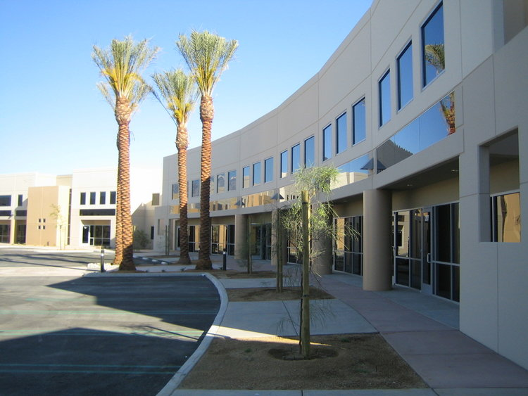 University Commerce Center Palm Desert, California
