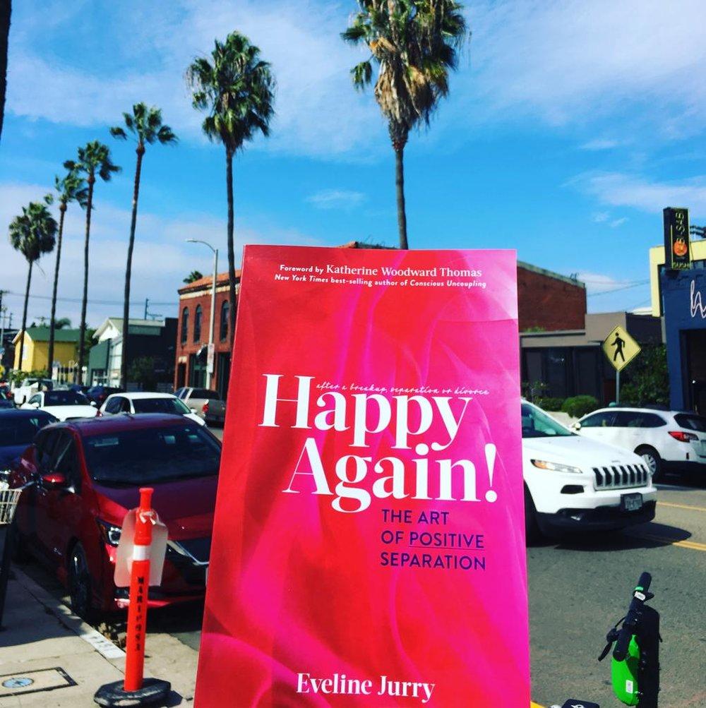 @happyagain #abbottkinney #venice