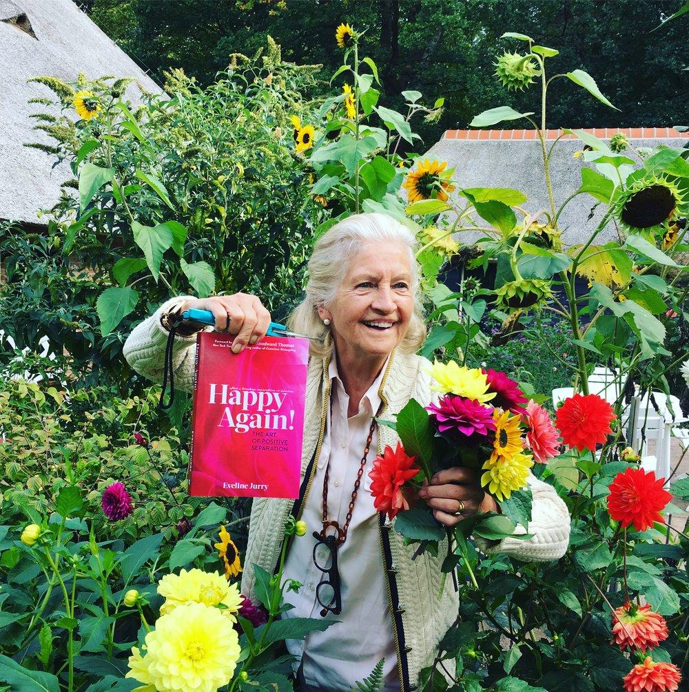 @happyagain #flowergarden #elspeet