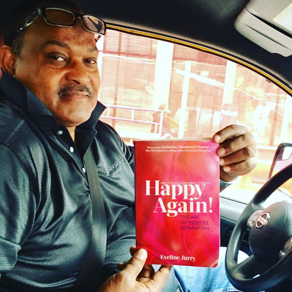 @happyagain #taxidriver #jeanhaito