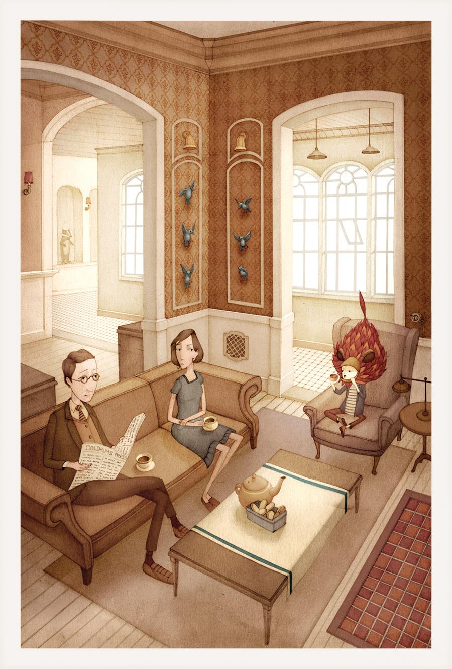 The Doldrums by Nicholas Gannon